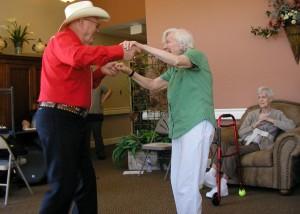 Leo-and-Joyce-Dancing